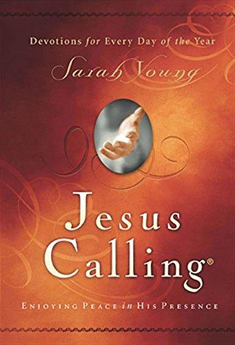 Jesus Calling: Enjoying Peace in His Presence, Sarah Young