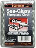 Fibre Glass Evercoat 100917 Fiberglass Cloth - 6 oz.