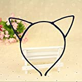 Supershopping Store(TM) Girls Hairband Simple Cat Ears Headband