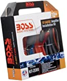 BOSS Audio KIT-ZERO 10 Gauge Amplifier Installation Kit