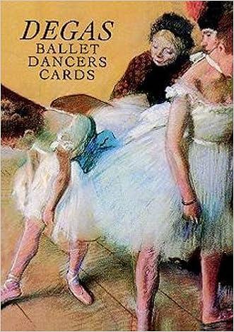 Six Degas Ballet Dancers Cards (Dover Postcards) written by Edgar Degas %28Illustrator%29
