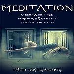 Meditation: Understanding the Near Death Experience Through Meditation | Thad Sustenance