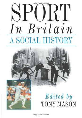 Sport in Großbritannien: eine Sozialgeschichte