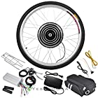 48V1000W26 Front Wheel Electric Bicycle Motor Kit E-Bike Cycling Hub Conversion