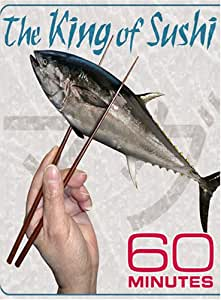 60 Minutes - The King of Sushi (January 13, 2008)