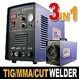 Brand New Industrial Grade 3-in-1 Inverter TIG/MMA Welder, AIR Plasma Cutter