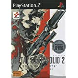 Metal Gear Solid 2par Konami