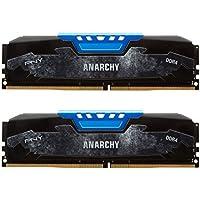 PNY Anarchy 16GB (2x8GB) DDR4 2400MHz (PC4-19200) CL15 Desktop Memory Kit