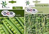 DCS Peas & Yard Long Beans