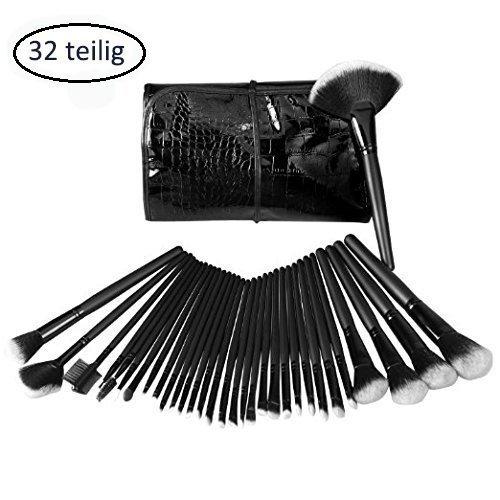 cdcr-32-teilig-make-up-pinselset-kosmetik-pinsel-lidschattenpinsel-rougepinsel-set-mit-tasche