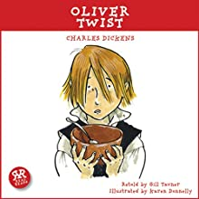 Oliver Twist Audiobook by Charles Dickens, Gill Tavner Narrated by Graham Bill