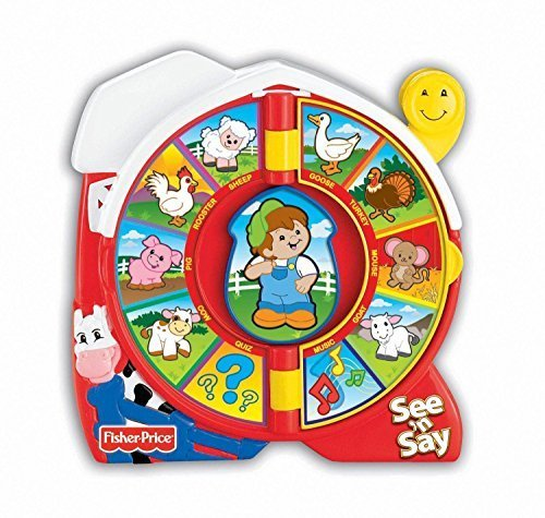 Fisher-Price See 'n Say The Farmer Says Baby & Toddler Toys > Music & Sound Preschool > Pre-Kindergarten Toys (Fisher Drum Set compare prices)