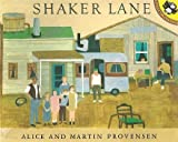Shaker Lane (0140507132) by Alice Provensen