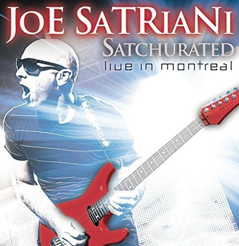 Satchurated: Live In Montreal by Joe Satriani (2012-05-04)