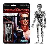Funko The Terminator Chrome T-800 Endoskeleton ReAction Figure