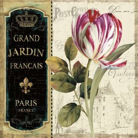 impresion-de-arte-fino-en-lienzo-garden-view-ii-by-audit-lisa-medio-49-x-49-cms