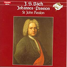 St. John Passion, BWV 245: Part I: Aria: Ich folge dir gleichfalls (Soprano)