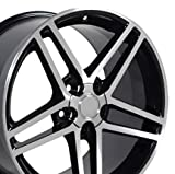 Wheel1x - C6 Z06 Style Replica Wheels Fits Camaro Corvette - Set of 4