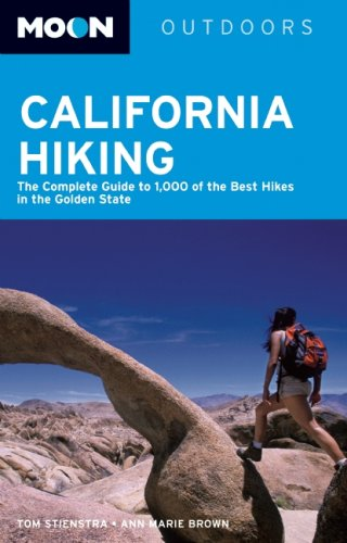 Moon California Hiking (Moon Handbooks)