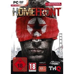 51CifX6yf0L. AA300  Zavvi! Games: Homefront für PC, PS3 und XBox inkl. Versand 12,45€
