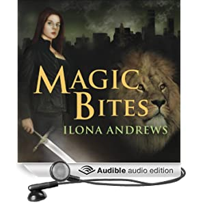 Magic Bites: Kate Daniels, Book 1 (Unabridged)