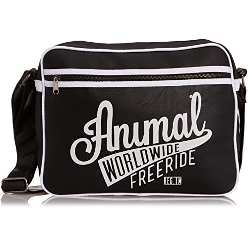 Animal Mens Gambier Messenger Bag