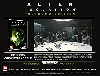 Alien: Isolation from Sega