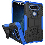 LG V20 Case Asstar LG V20 Case Cover Heavy Duty Dual Layers Rugged Hard Back Shell With Kickstand Durable Anti-Slip...