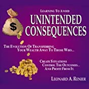 Learning to Avoid Unintended Consequences | [Leonard Renier]