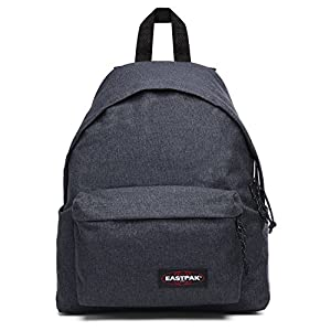 Eastpak Sac à Dos Loisir Padded Pak'r, 40 cm, 24 L, Noir (Double Denim)