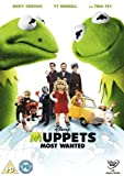 MUPPETS- MOST WANTED ENGLISH DVD (ASIAN IMPORT) FULLY BOXED