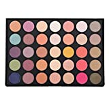 u KARA Beauty Professional Makeup Palette ES12 - 35 color Pixie Dust Eyeshadow (Color: ES12)