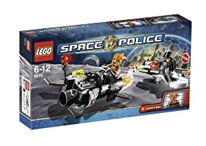 Lego Space Police Freeze Ray Frenzy 5970