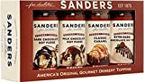Sanders Sundae Best Gift Box, 4 Flavor Assortment, 40-Ounce Net Wt.