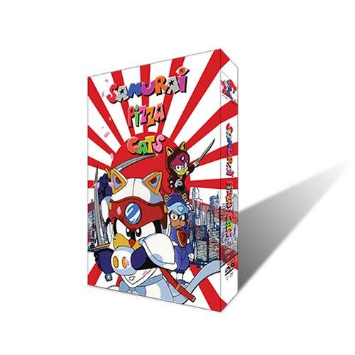 Samurai Pizza Cats Boxset 1 (3 DVD)