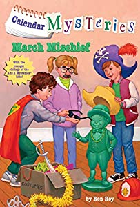 March Mischief Audiobook
