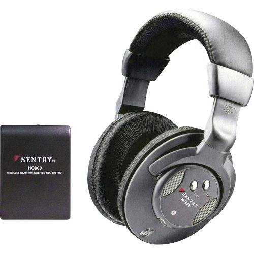 51CioJ9ieOL Sentry HO900   Headphones ( ear cup )   wireless