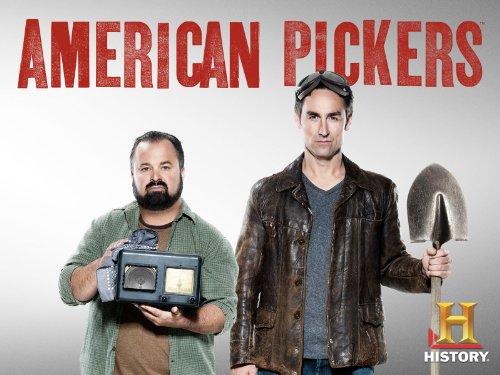 American Pickers Season 3