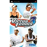 Virtua Tennis 3 - PlayStation Portableby SEGA OF AMERICA