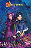 img - for Disney Descendants Wicked World Wish Granted Cinestory Comic Volume 1 book / textbook / text book