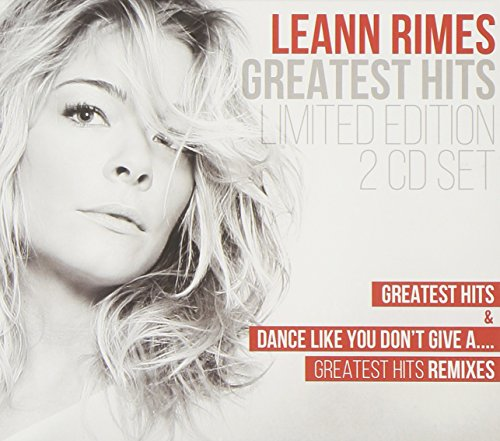 the best of leann rimes CD Covers