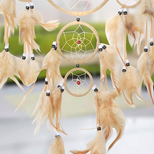 Unbeatable Price DreamCatcher Soft Feathers Approx 55 cm/ 21.7''(L)
