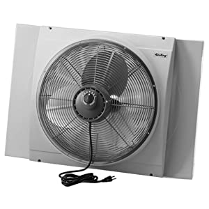 air king 9166 20 whole house window fan 3c614
