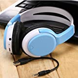 5800 Bluetooth Blue Bluetooth Headphones with Built-in Mic and 12 Hour Battery 2014 New Release A2dp Sports & Exercise Handsfree Earphones Earpieces for Iphone 5s 5c 4s 4ipad 2 3 4 New Ipad Ipod Android Samsung Galaxy Smart Phones Bluetooth Devices
