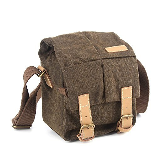 BESTEK-CADEN-Waterproof-Canvas-SLR-DSLR-Camera-Shoulder-Bag