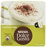 from Nescaf Dolce Gusto NESCAF Dolce Gusto Cappuccino 16 Capsules (Pack of 3, Total 48 Capsules) Model 5219849
