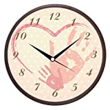 Wall Clocks - Printland Hand Wall Clock