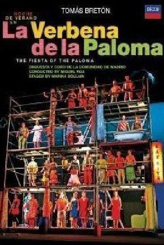Verbena De La Paloma (Roa)  - Breton - DVD