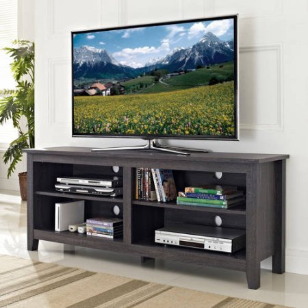 adjustable-shelving-wood-tv-stand-for-tvs-up-to-60-charcoal-gray