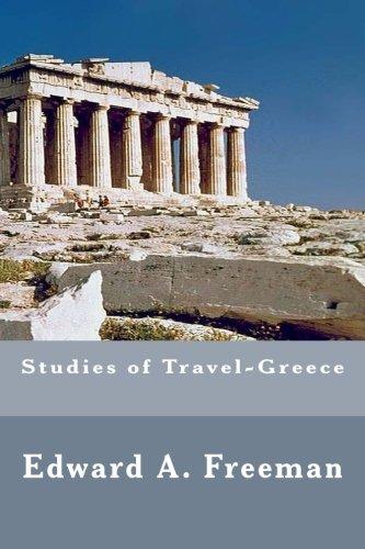 Studies of Travel-Greece